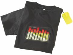 T-Shirt égaliseur 8 canaux - taille M