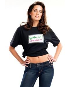 T-Shirt lumineux avec tableau inscriptible - taille S