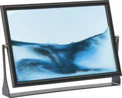 Tableau de sable à vagues ''Blue Ocean Maxi''