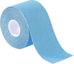 Bande de kinésiologie pour sport (5 m) - Bleu