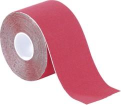 Bande de kinésiologie pour sport (5 m) - Rouge
