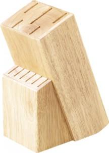 Bloc pour couteaux en bois