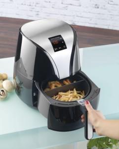 Friteuse à air chaud 1200 W avec écran tactile ''HF-290''