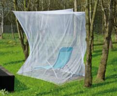 Moustiquaire à suspendre pour intérieur et extérieur - 200 x 100 x 200 cm