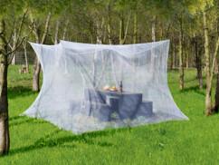 Moustiquaire à suspendre pour intérieur et extérieur - 300 x 300 x 250 cm