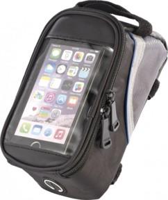 Sacoche vélo universelle pour smartphones jusqu'à 5,2''
