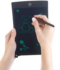 "Ardoise tablette LCD 8,5"" 21,5 cm"