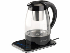 Théière et bouilloire électrique 2 en 1 - 1,2 L