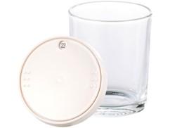 4 pots en verre supplémentaires pour yaourtière Pearl