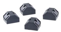 raccords pour bande magnétique pearl pour fixation outils au mur