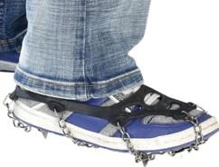 Chaînes pour chaussures ''Easy Fix - Perfect Grip''