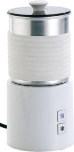 Mousseur à lait électrique avec batteur magnétique