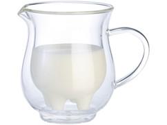 Pichet à lait double paroi ''Pis de Vache'' 20 cl