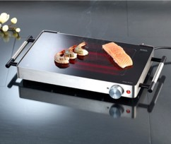 Plancha électrique Low-Fat 800 W