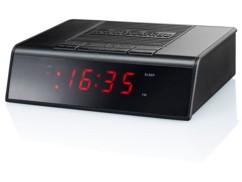 Radio-réveil FM avec double programmation
