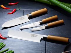 Set de 4 couteaux de cuisine en inox