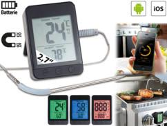Thermomètre de cuisson avec bluetooth 4.0 et app - 1 sonde