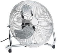 Ventilateur de sol diamètre 45 cm