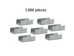 1000 Agrafes - hauteur 8 mm