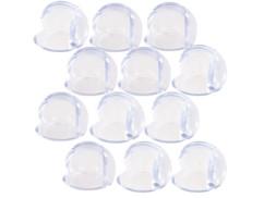 12 protège-coins transparents - taille L
