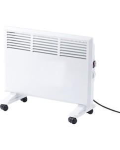 Convecteur électrique mobile sur roulettes - 1000 W