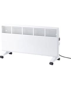 Convecteur électrique mobile sur roulettes - 1900 W