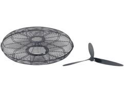 Grille de rechange pour ventilateur vaporisateur d'extérieur