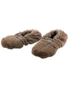 Pantoufles chauffantes Hot Sox taille L (41-45)
