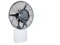 Ventilateur mural d'extérieur avec fonction vaporisateur