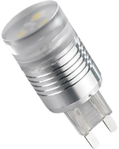 Ampoule 3 LED SMD G9 blanc froid