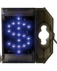 Caractère spécial lumineux à LED - '' $ '' bleu