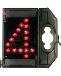 Chiffre lumineux à LED - ''4'' rouge