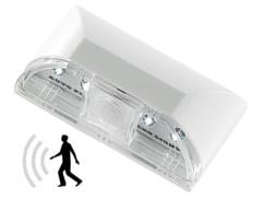 Éclairage de porte à LED avec capteur Pir