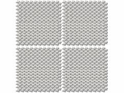 1000 pinces à clipser pour attacher des feuilles de papier