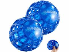 2 balles de jeu flottantes ''Globus''