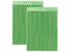 2 filtres de rechange pour rafraîchisseur d'air LW-470