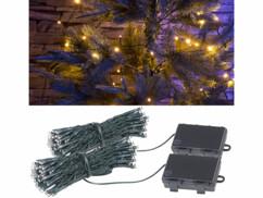 Lot de 2 guirlandes lumineuses de 32 mètres avec 320 LED.