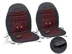 2 sur-sièges auto 2 en 1 avec fonctions massage et chauffage KSA-300.hm