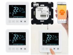 2 thermostats connectés pour chauffage