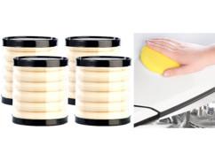 24 pads Lescars pour appliquer du polish sur votre voiture.