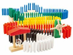 Kit de dominos colorés 480 pièces