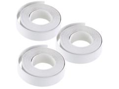 3 rubans adhésifs d'étanchéité multifonction