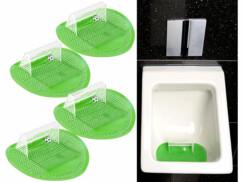 4 mini-terrains de foot pour urinoir