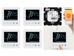 4 thermostats connectés pour chauffage