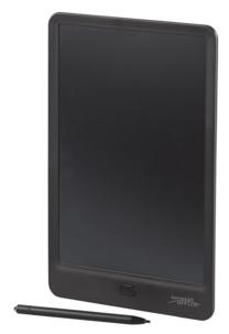 """Ardoise tablette LCD 10"""" avec stylet et verrouillage des touches"""