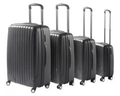 Ensemble de 4 valises trolley