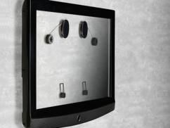 support mural invisible pour tv ecran plat jusqu'à 60 pouces dream audio