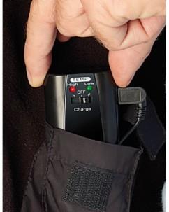 Batterie supplémentaire pour veste chauffante