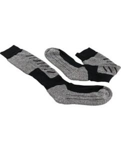Chaussettes de ski thermo-respirantes taille 39-42