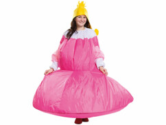 Costume gonflable ''Princesse''